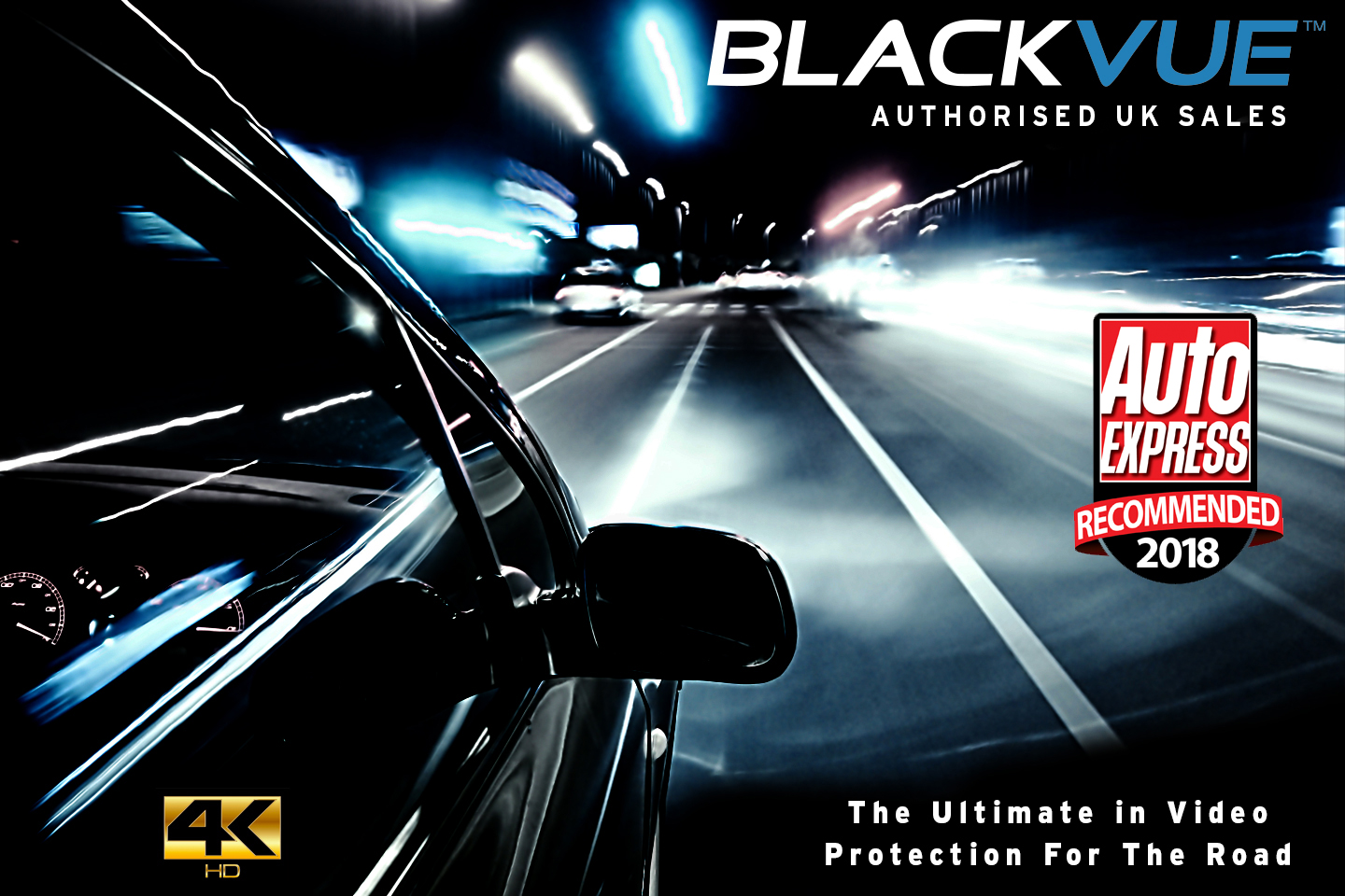 Blackvue Official Dash Cameras - Authorised UK Supplier - TTW