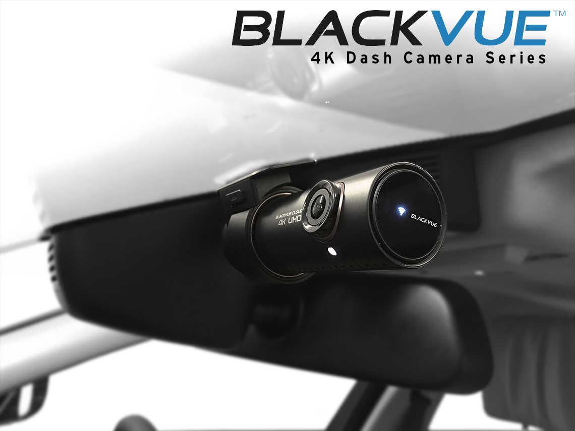Blackvue 4K Dash Camera DR900s Range - Installations & Sales UK