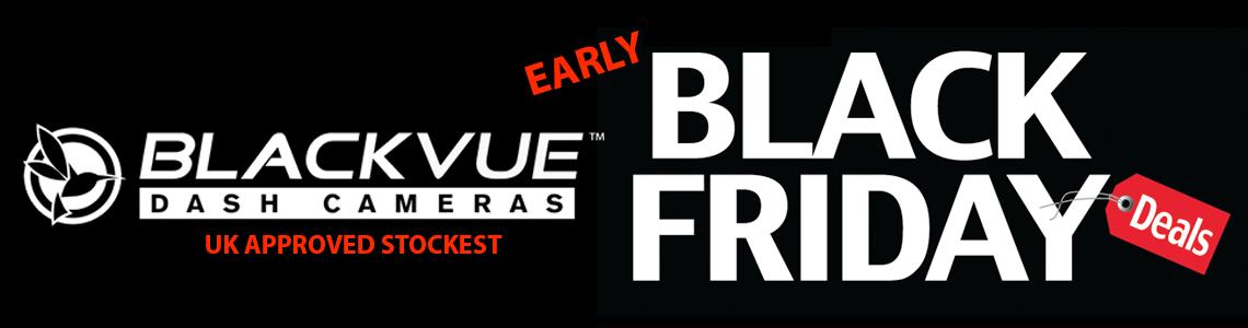 Blackvue Early Black Friday Deals