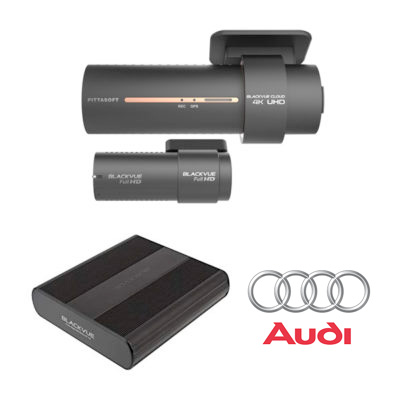 BlackVue DR900S-2CH Audi Package - Blackvue Shop