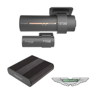 BlackVue DR900S-2CH Aston Martin Package - Blackvue Shop