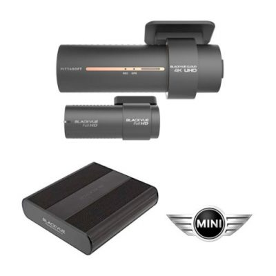 Blackvue BMW mini Dash camera Package