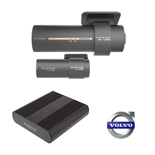 Blackvue Volvo Dash Camera Package