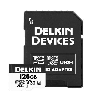 Delkin 660x - Pro Dash Camera SD card U3