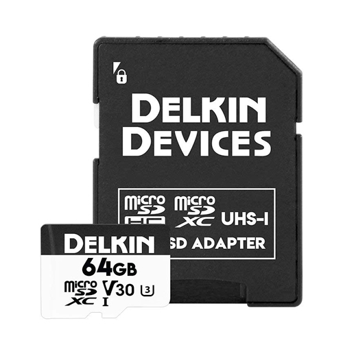 Delkin 660x U3 - Blackvue Dash Cameras