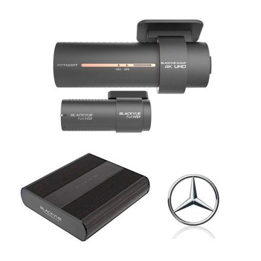 BlackVue DR900S-2CH Mercedes Package