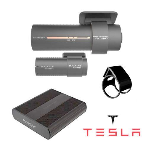 Blackvue Dash camera Kit for tesla