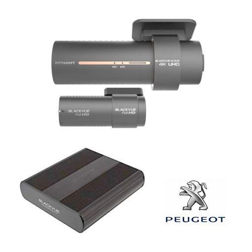 Blackvue DR900s - B124 Peugeot Package