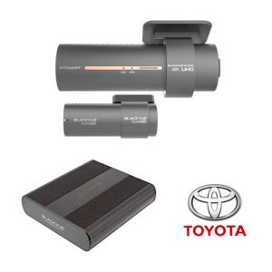 BlackVue DR900S-2CH Toyota Package