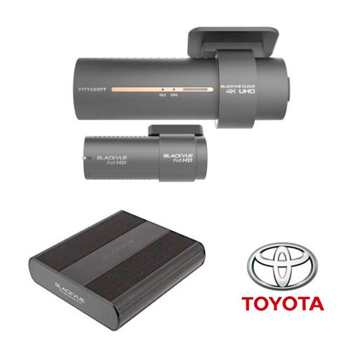 Blackvue DR900s Toyota Package