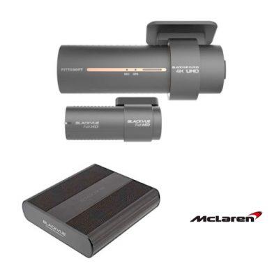 Blackvue DR900s 2ch mclaren Package