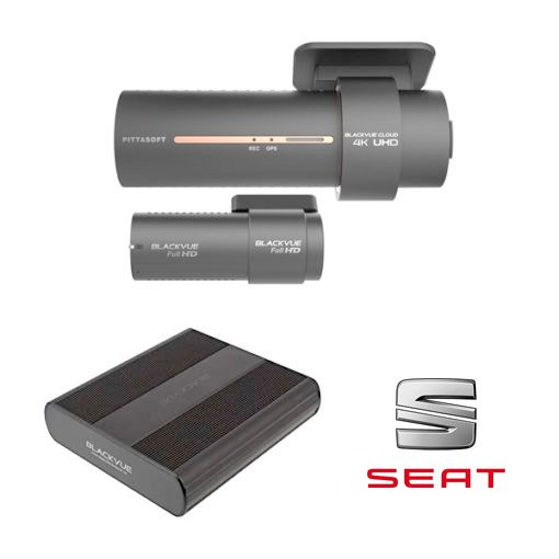 Blackvue DR900s Seat Package