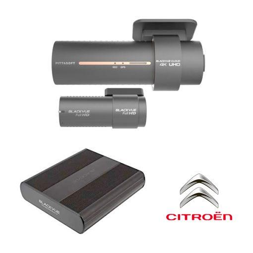 Blackvue DR900s 2ch Citroen Package