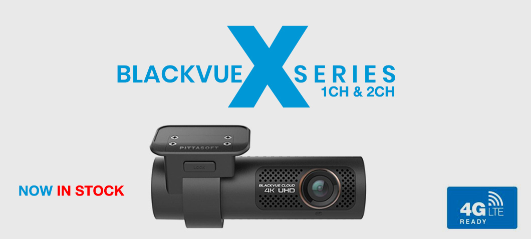 Blackvue DR900X Range - UK Sales