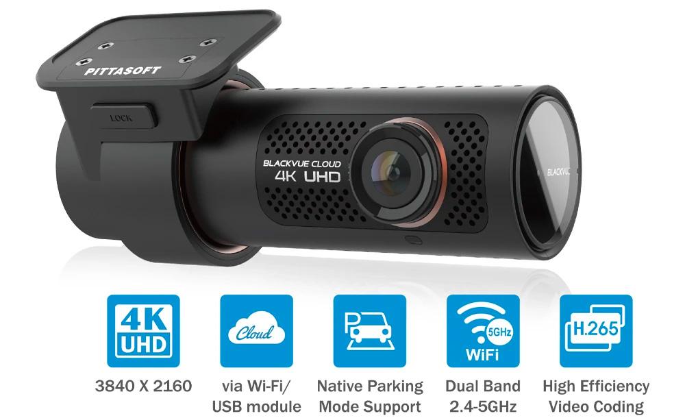 Blackvue DR900X-1CH 4K Dashcam