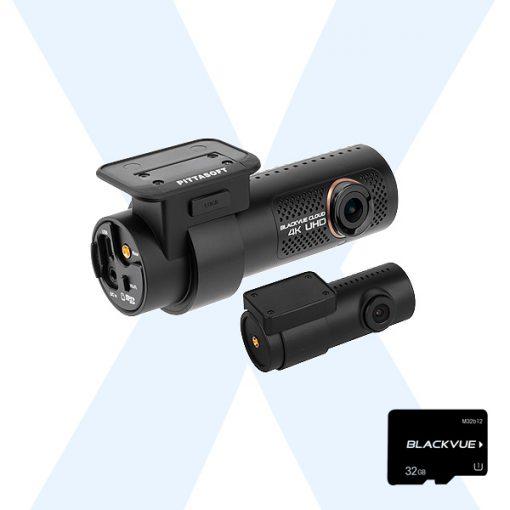Blackvue DR900X-2CH 4K 32 Gig
