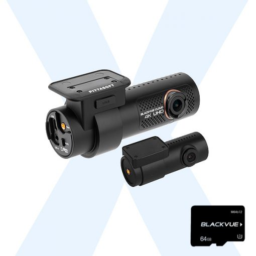 Blackvue DR900x 2CH - 64 GB version